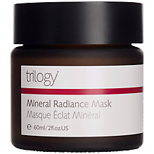 Buy Trilogy Mineral Radiance Mask, 60ml Online at johnlewis.com