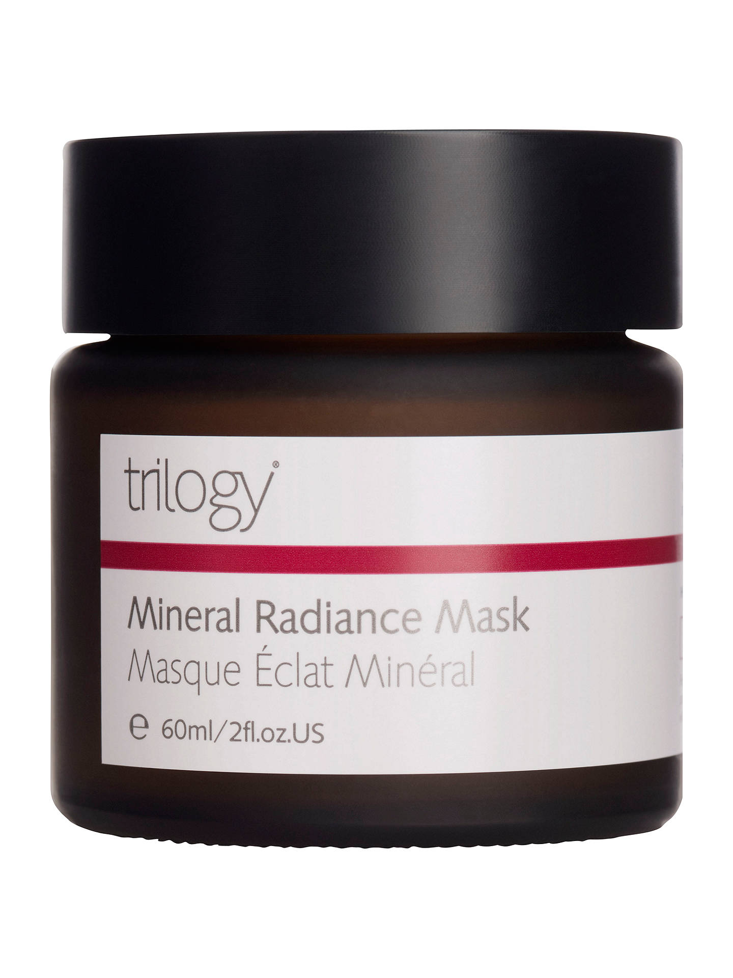 BuyTrilogy Mineral Radiance Mask, 60ml Online at johnlewis.com