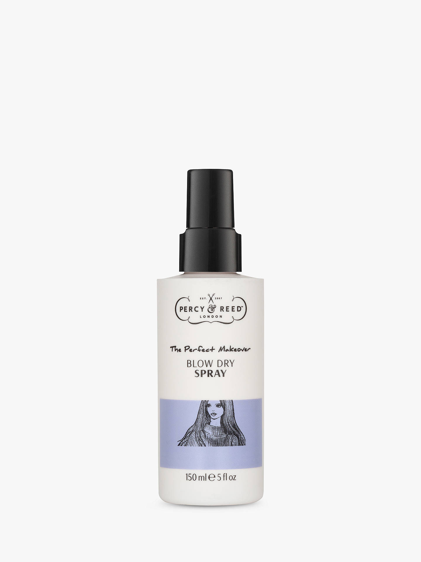BuyPercy & Reed The Perfect Blow Dry Makeover Spray, 150ml Online at johnlewis.com