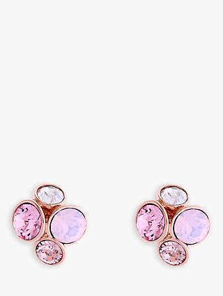 Ted Baker Lynda Swarovski Crystal Cluster Stud Earrings