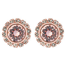 Buy Ted Baker Sully Swarovski Crystal Stud Earrings Online at johnlewis.com