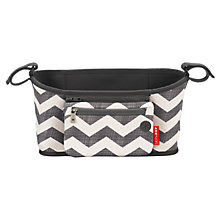 Buy Skip Hop Stroller Organiser, Chevron Online at johnlewis.com