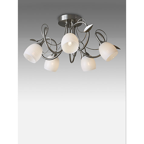 Buy john lewis amara ceiling light 5 arm john lewis buy john lewis amara ceiling light 5 arm online at johnlewis aloadofball Gallery