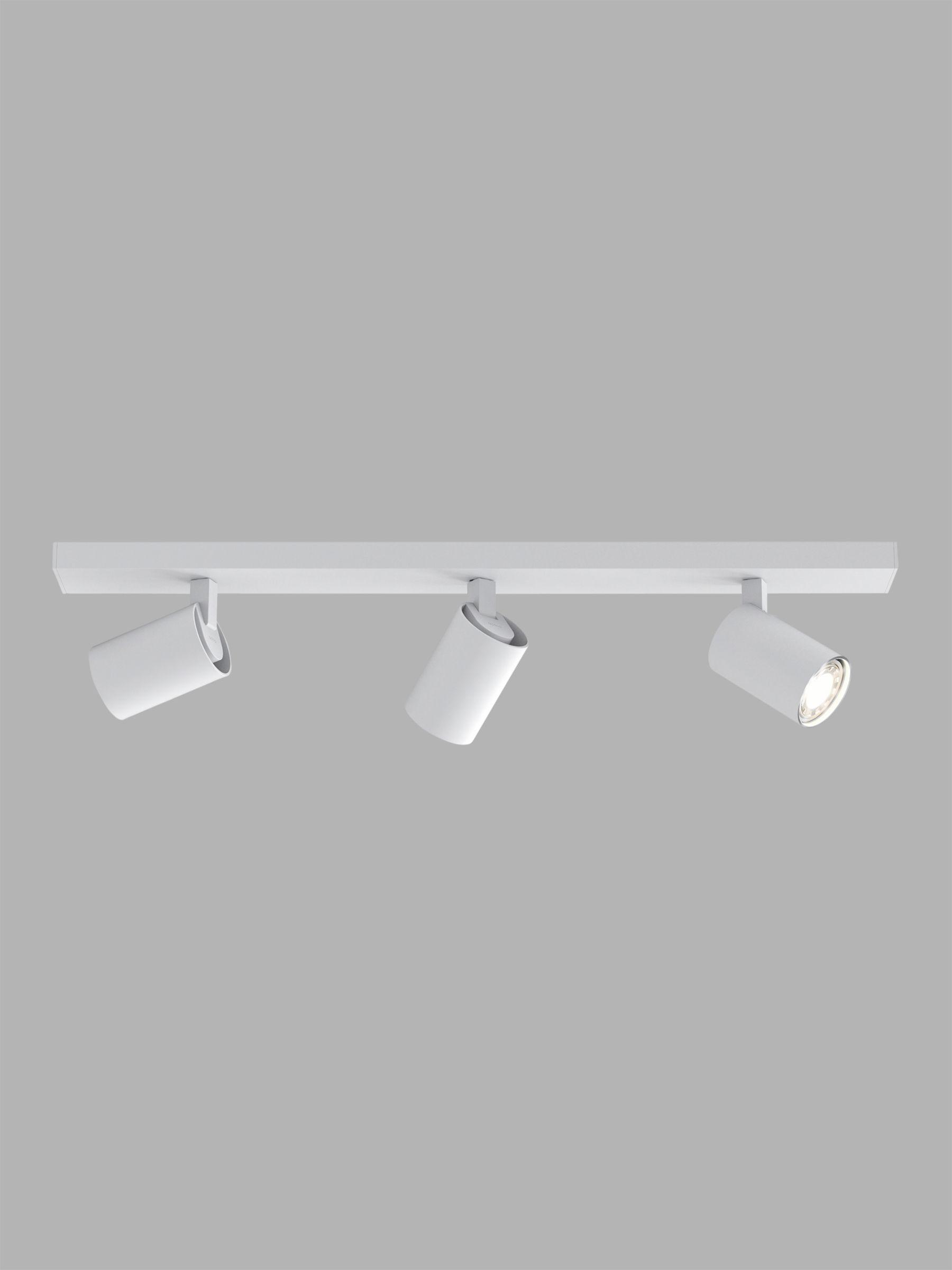 ASTRO Astro Ascoli 3 Spotlight Ceiling Bar, White