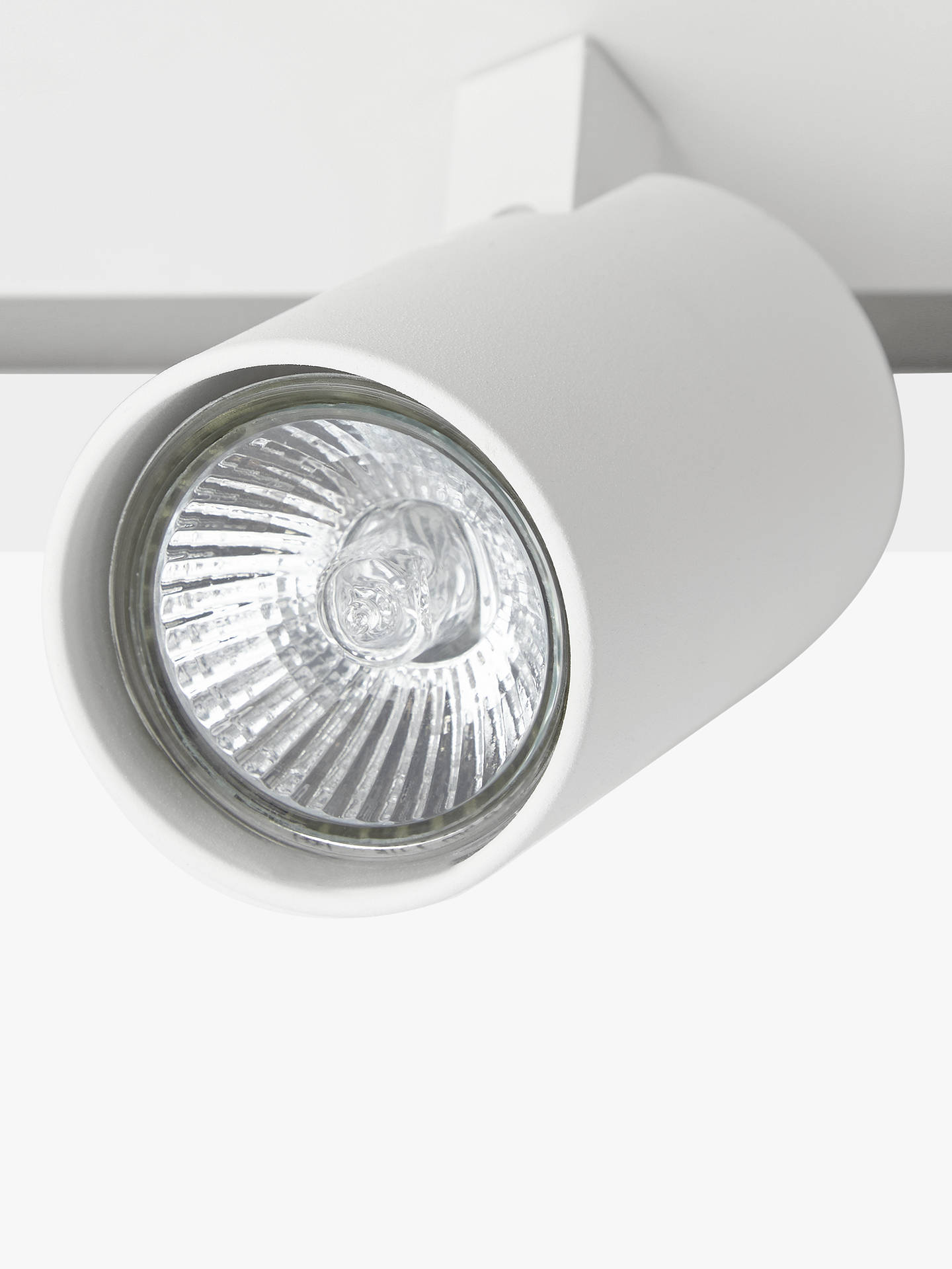 BuyAstro Ascoli 3 Spotlight Ceiling Bar, White Online at johnlewis.com