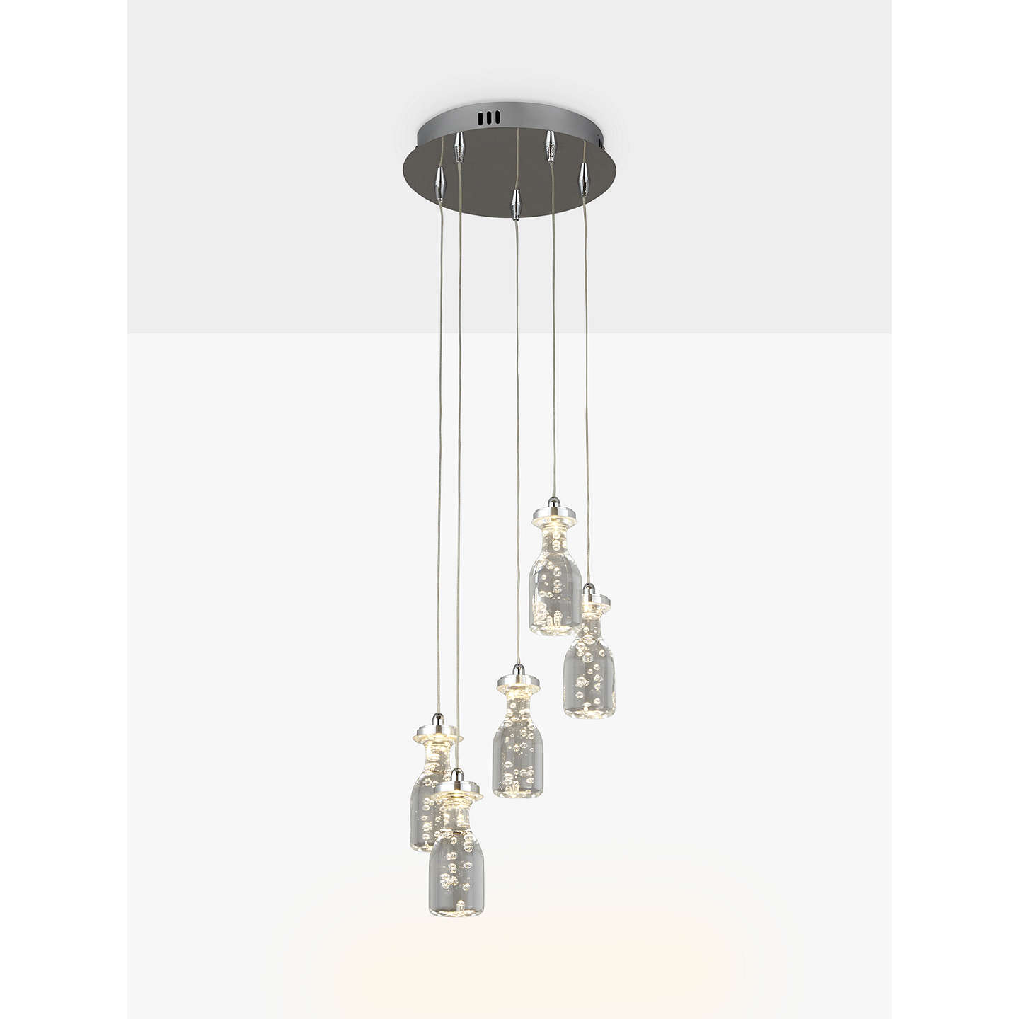 John lewis giovanni bubble 5 cluster ceiling light at john lewis buyjohn lewis giovanni bubble 5 cluster ceiling light online at johnlewis aloadofball Choice Image