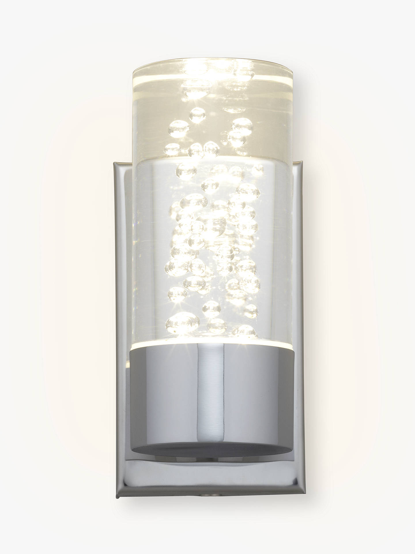 BuyJohn Lewis & Partners Zeus Bubbles Bathroom Wall Light Online at johnlewis. ...