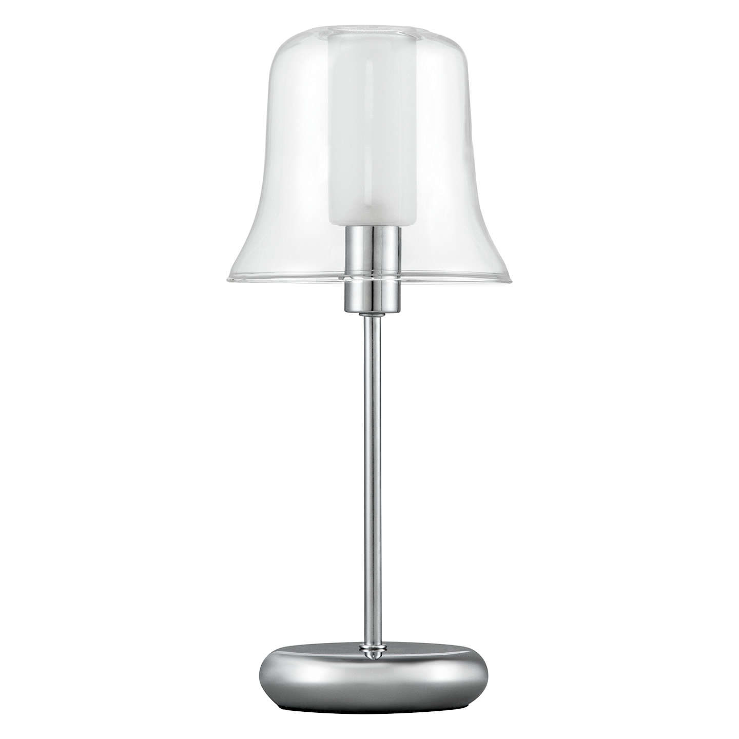 Buyjohn Lewis Marilyn Glass Layer Touch Lamp Online At Johnlewiscom