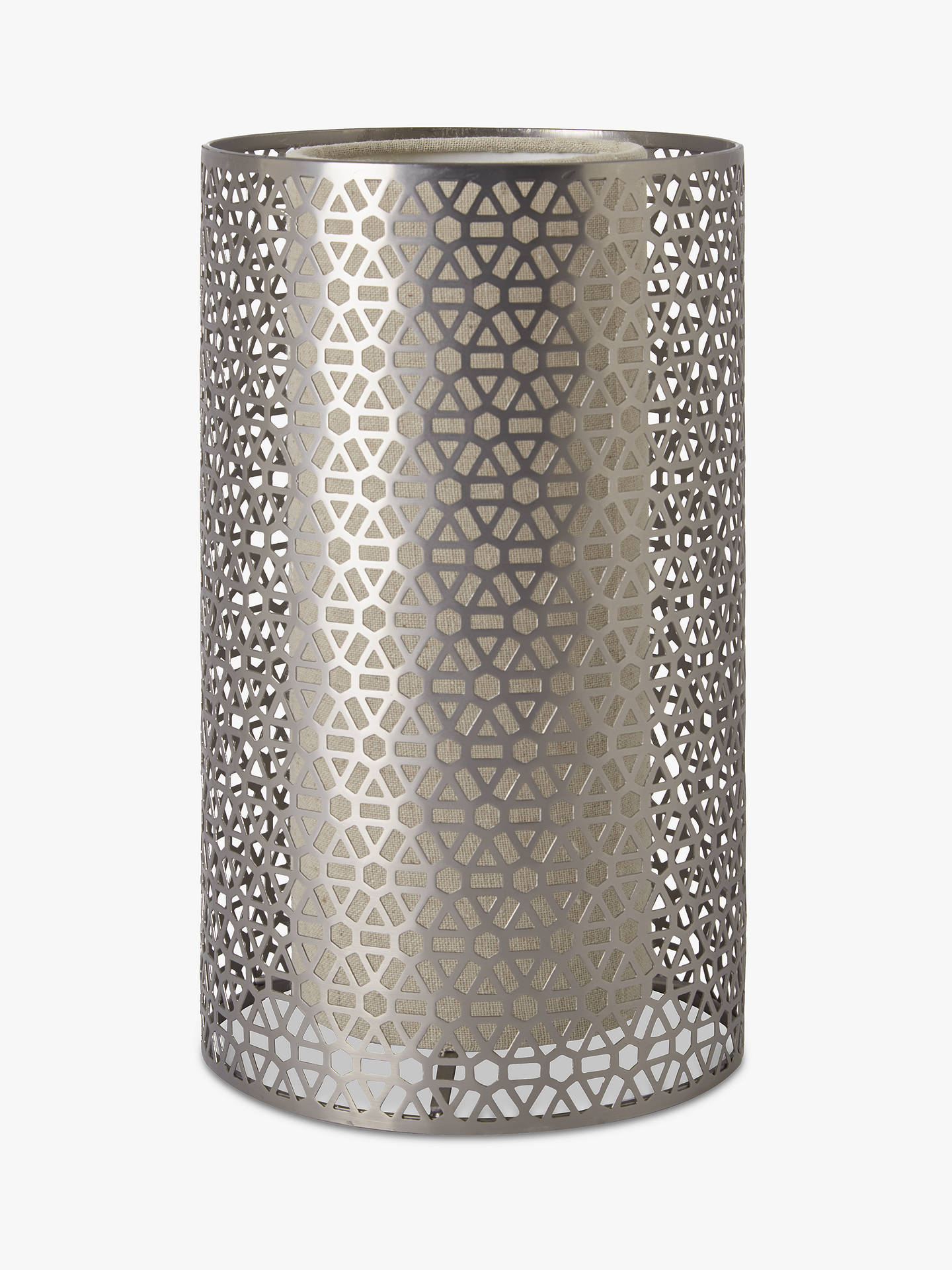 BuyJohn Lewis & Partners Meena Cutwork Lamp with Diffuser Online at johnlewis.com