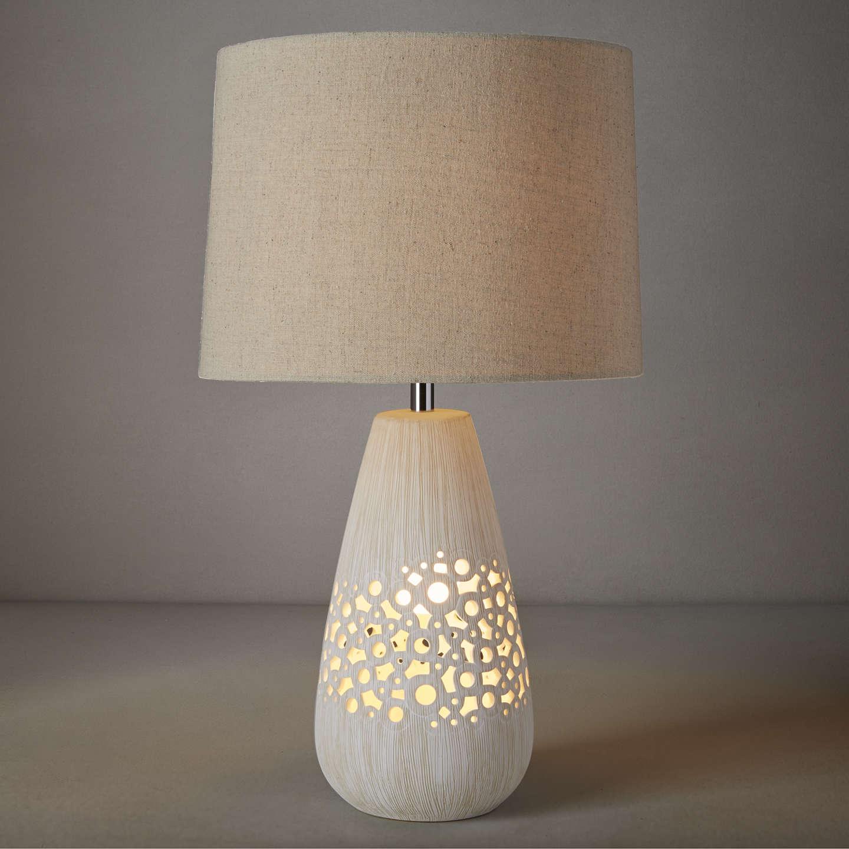 john lewis melissa dual lit ceramic table lamp at john lewis