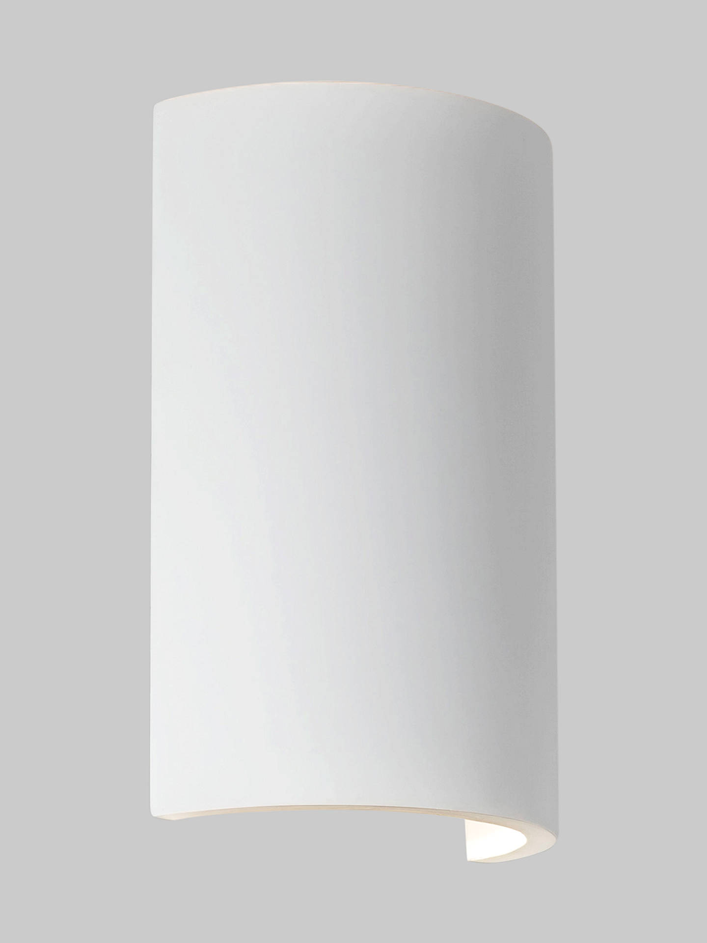 Buy Astro Serifos LED Wall Light, White Online at johnlewis.com