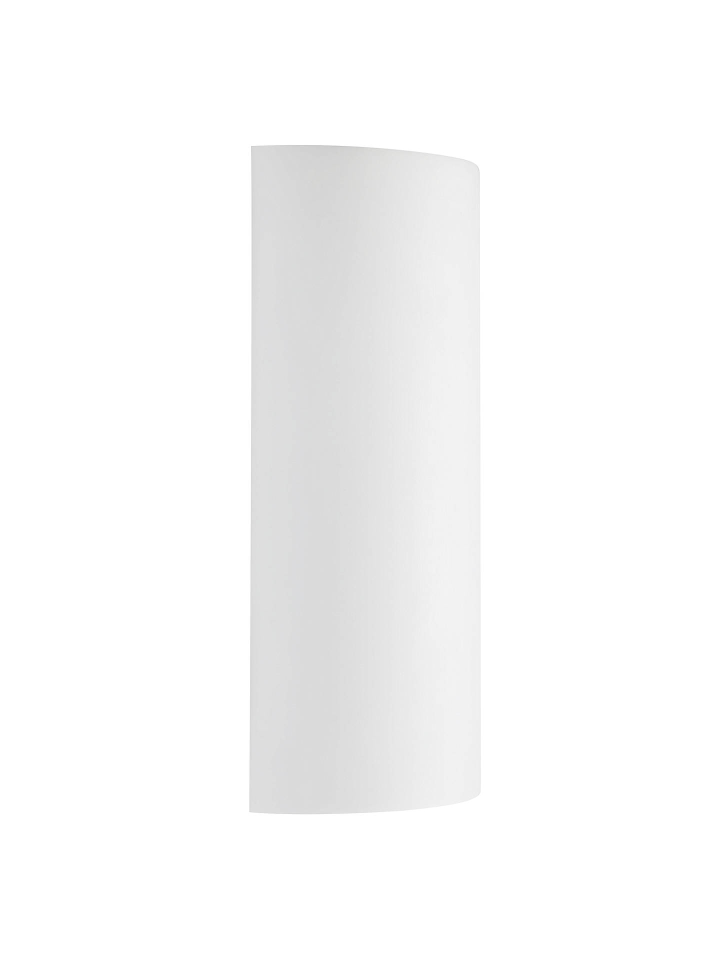 BuyAstro Serifos Wall Light, White Online at johnlewis.com