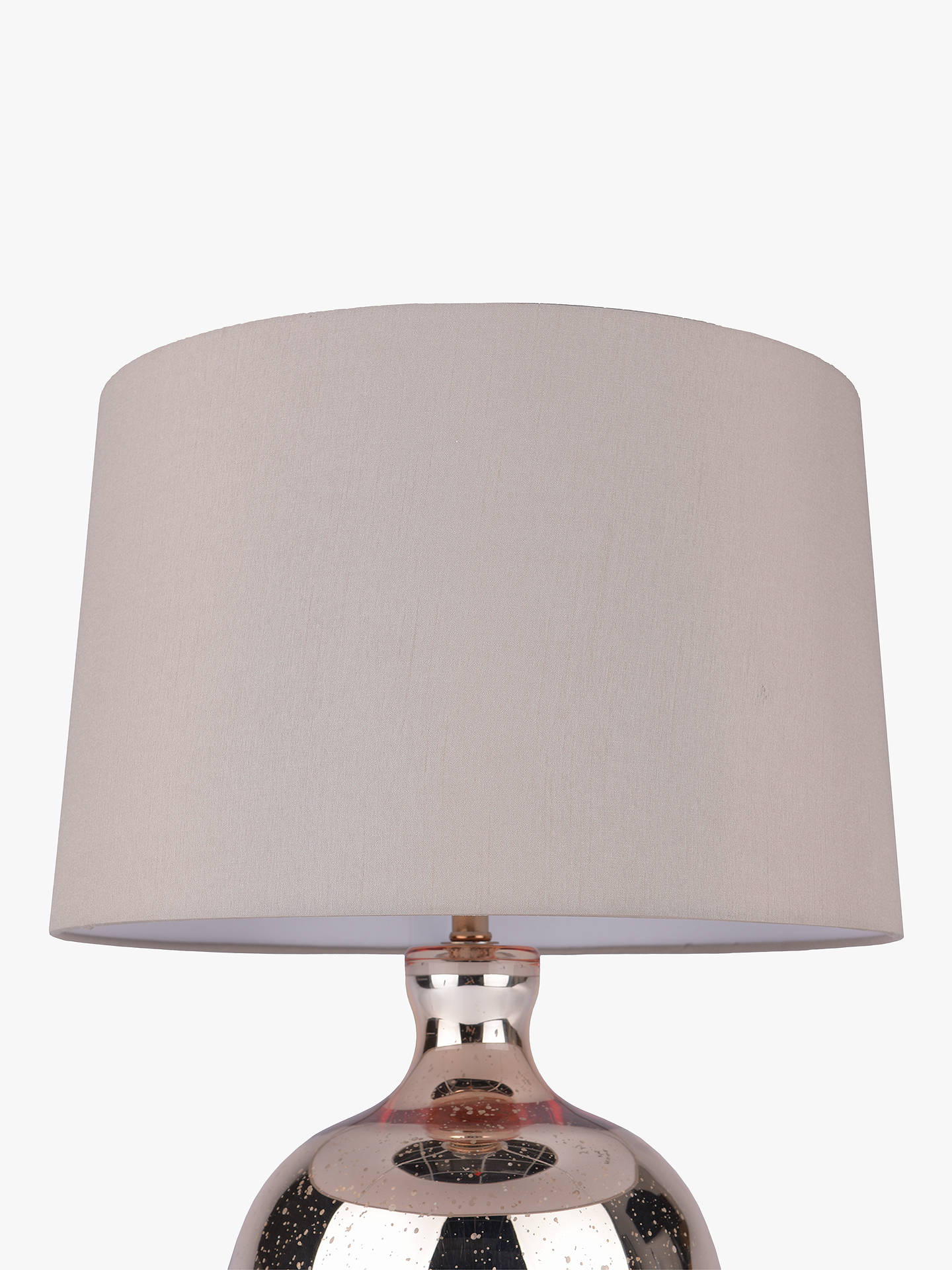 BuyJohn Lewis & Partners Tabitha Copper Table Lamp Online at johnlewis.com