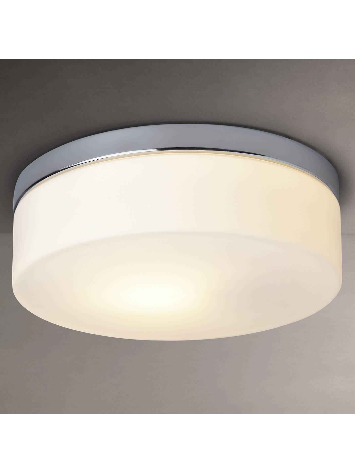 Astro Sabina Round Flush Bathroom Ceiling Light Online At Johnlewis