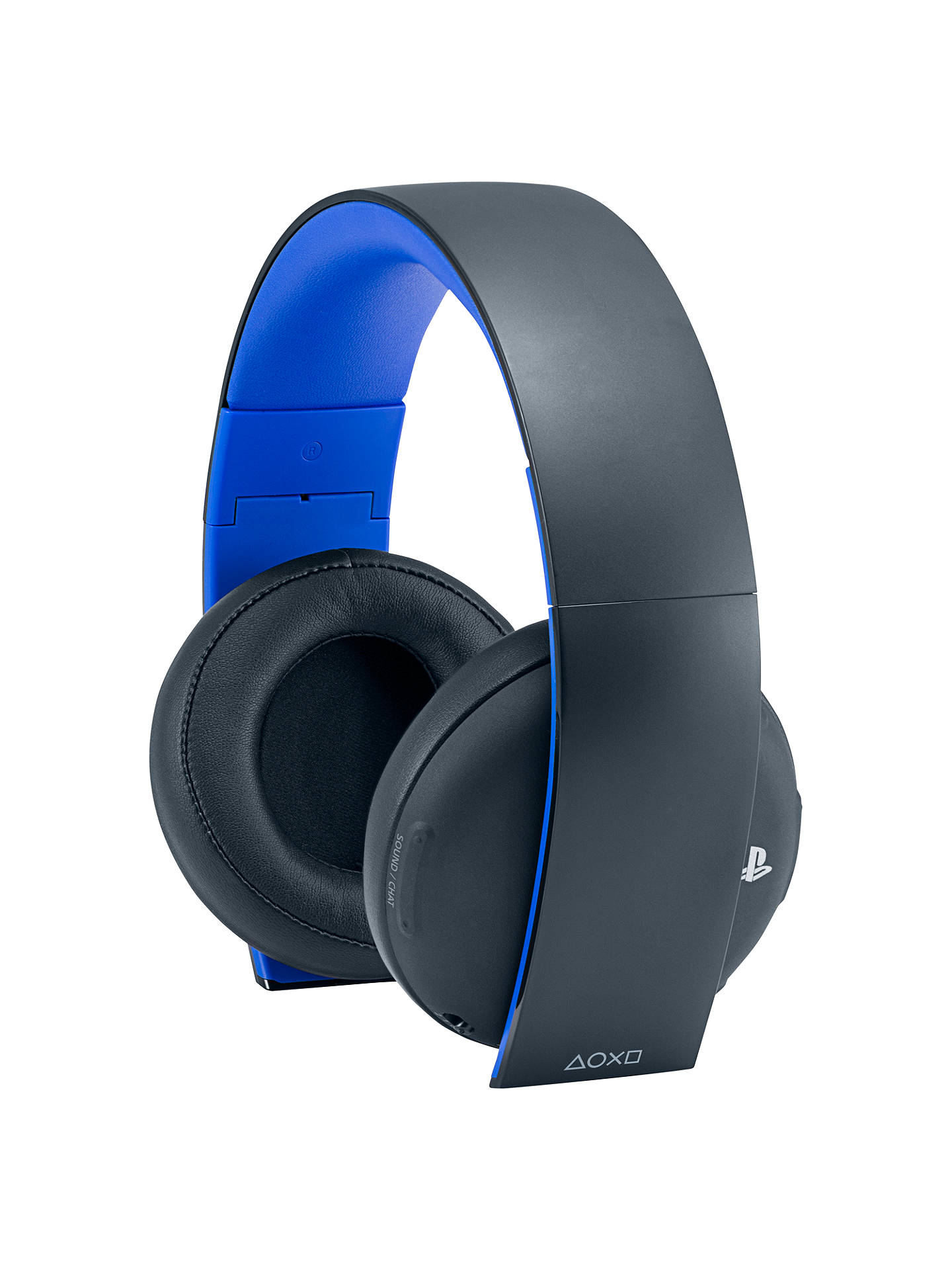 sony playstation wireless stereo headset 2 0 ps3 ps4 at. Black Bedroom Furniture Sets. Home Design Ideas