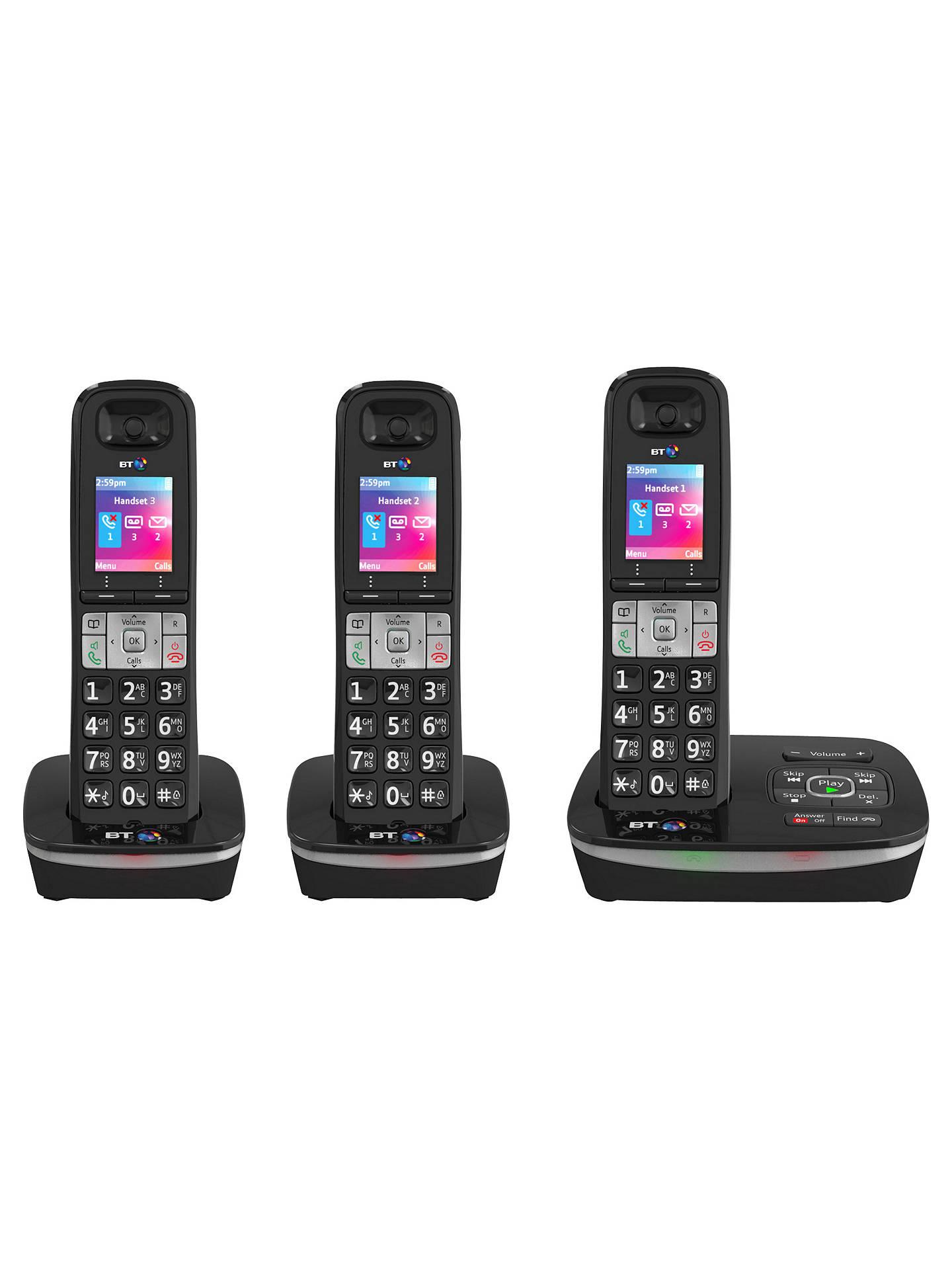 fad11cae1e3 BuyBT 8500 Digital Telephone and Answering Machine with Advanced Call  Blocker