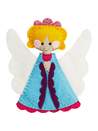 Buy Paper and String Angel Tree Topper Craft Kit Online at johnlewis.com