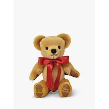 Buy Merrythought Personalised London Gold Teddy Bear with Silver Thread Online at johnlewis.com