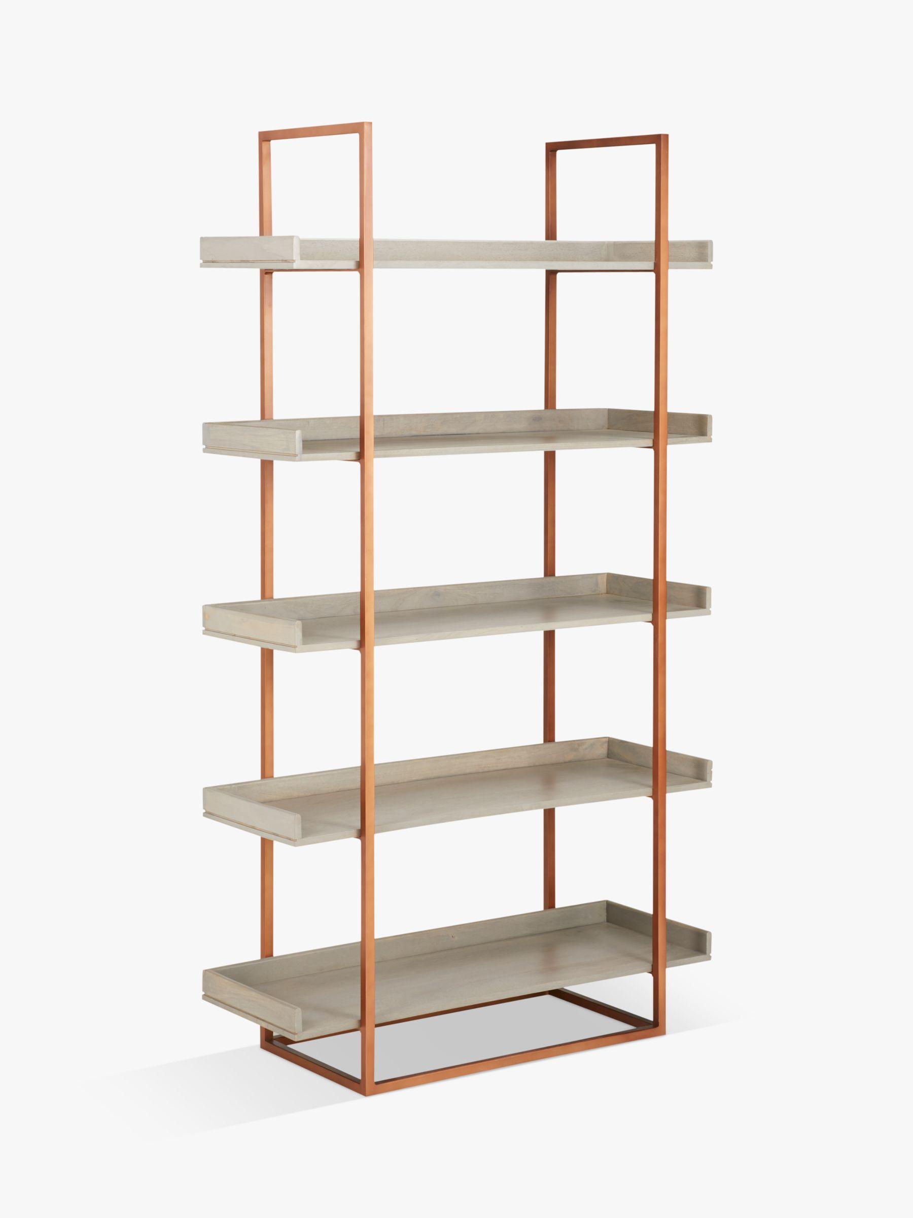 John Lewis Partners Asha Tall Bookcase