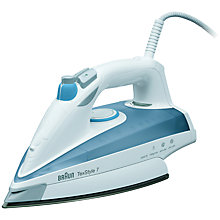 Buy Braun TS725 TexStyle 7 Steam Iron Online at johnlewis.com