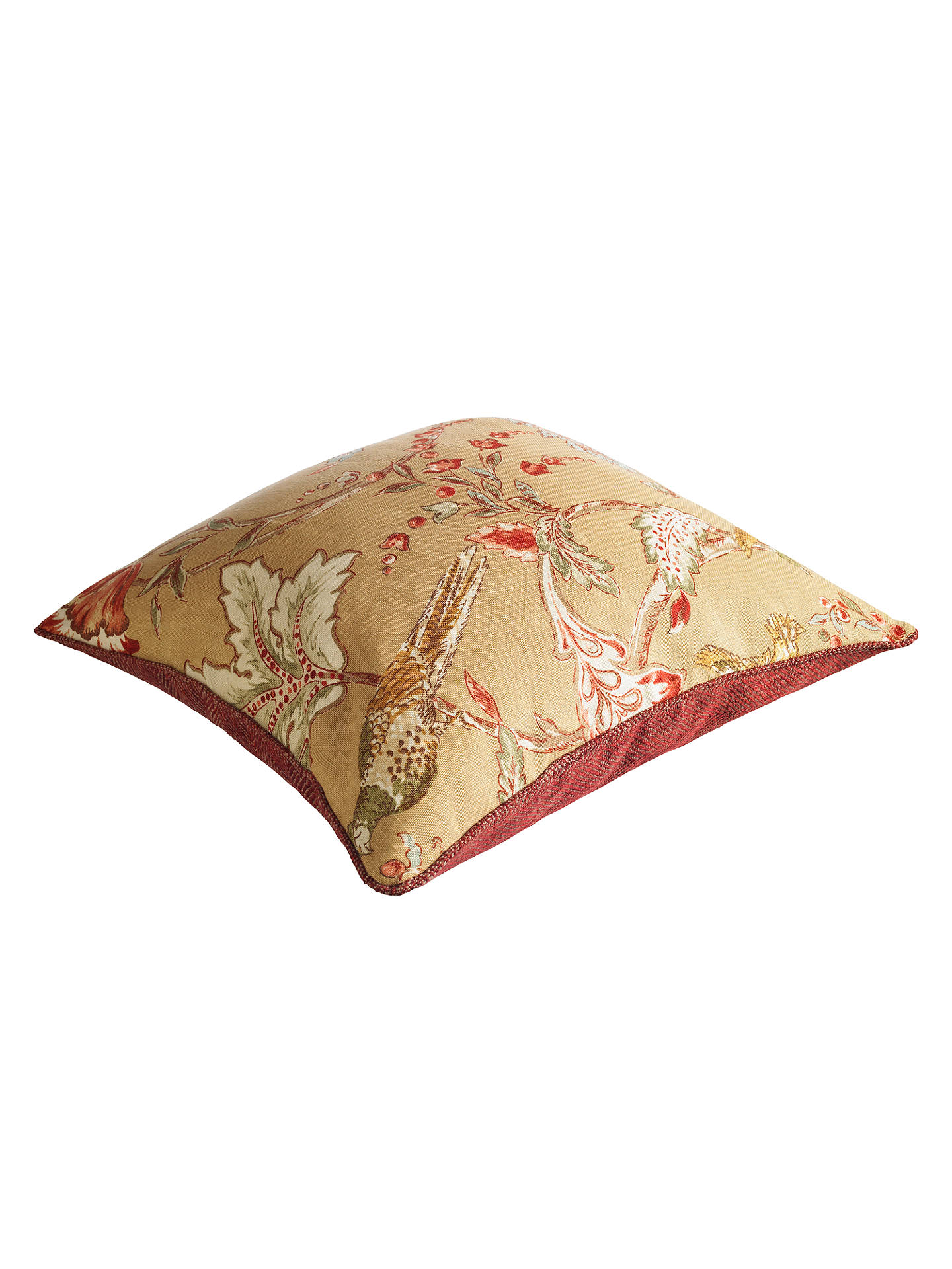 Buy Mulberry Home Early Birds Cushion Online at johnlewis.com