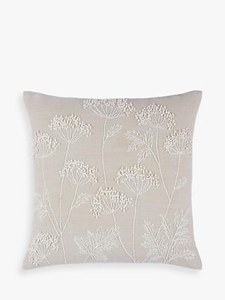 John Lewis & Partners Cow Parsley Cushion