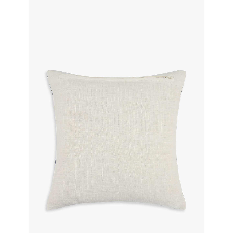 john lewis prism cushion blue at john lewis. Black Bedroom Furniture Sets. Home Design Ideas