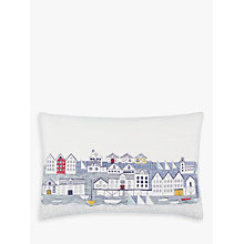 Buy John Lewis Nordic Houses Cushion Online at johnlewis.com
