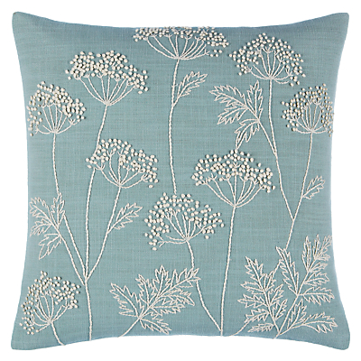 John Lewis Cow Parsley Cushion