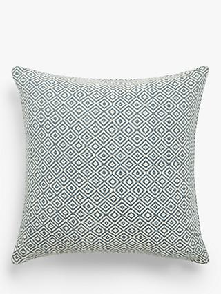 John Lewis & Partners Diamonds Cushion