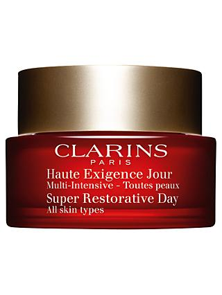 Clarins Super Restorative Day Cream - All Skin Types, 50ml