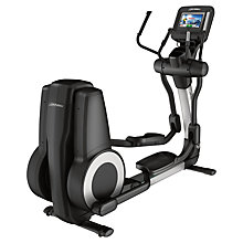 Buy Life Fitness Platinum Club Series Elliptical Cross-Trainer with Discover SI Tablet Console Online at johnlewis.com