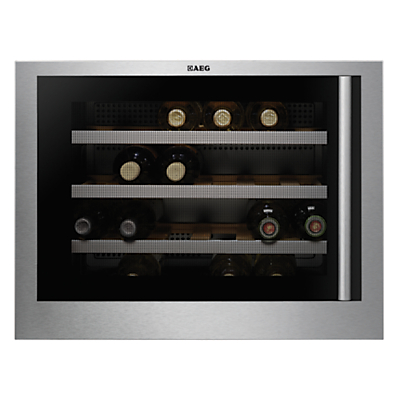 AEG SWS74500G0 Integrated Wine Cabinet