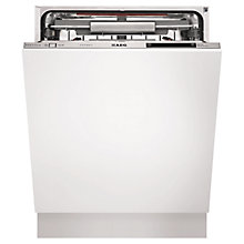 Buy AEG F99705VI1P Fully Integrated Dishwasher Online at johnlewis.com