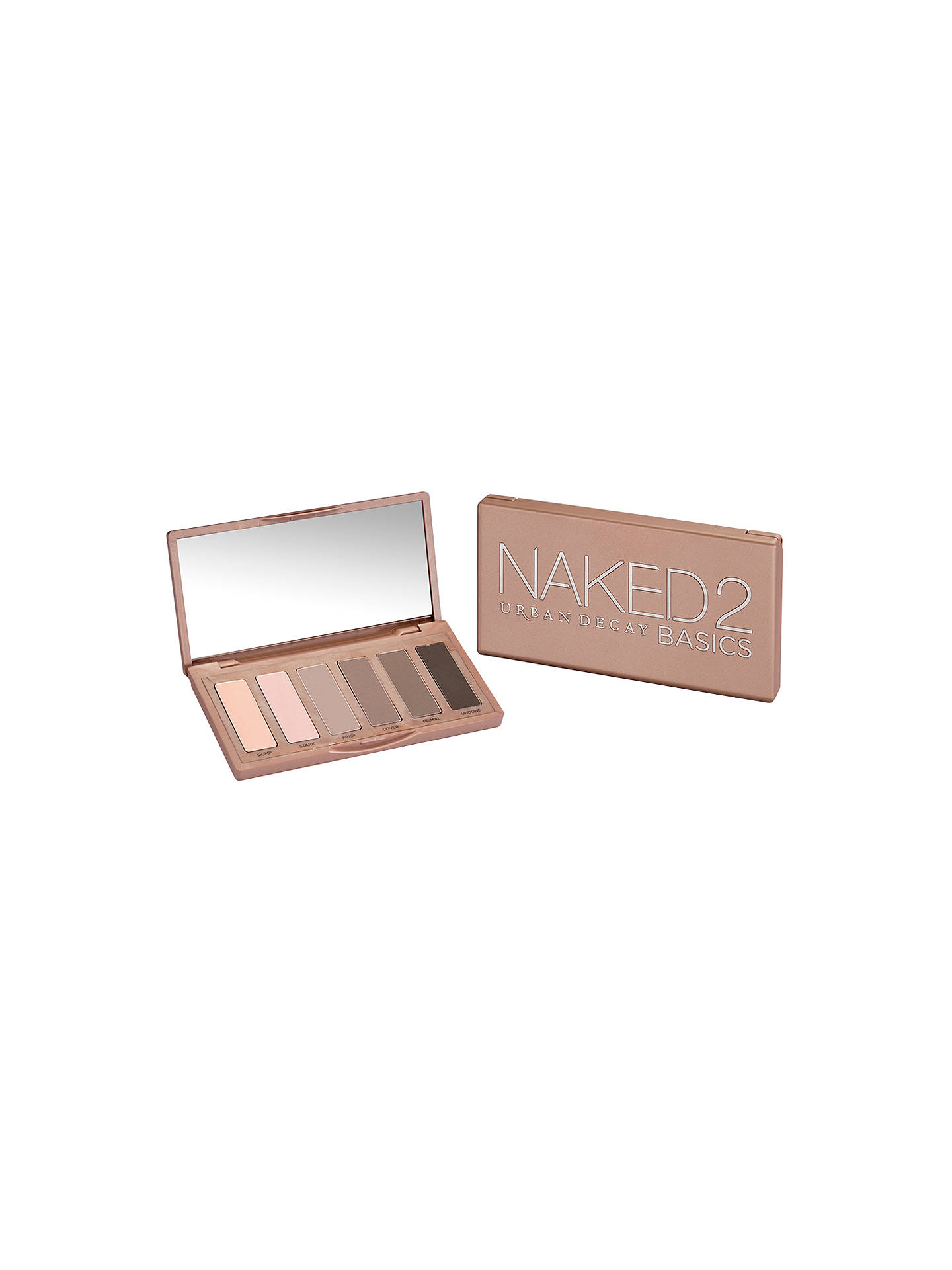 Buy Urban Decay Naked2 Basics Palette Online at johnlewis.com