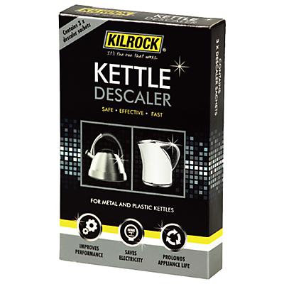 Kilrock Kettle Descaler, Pack of 3