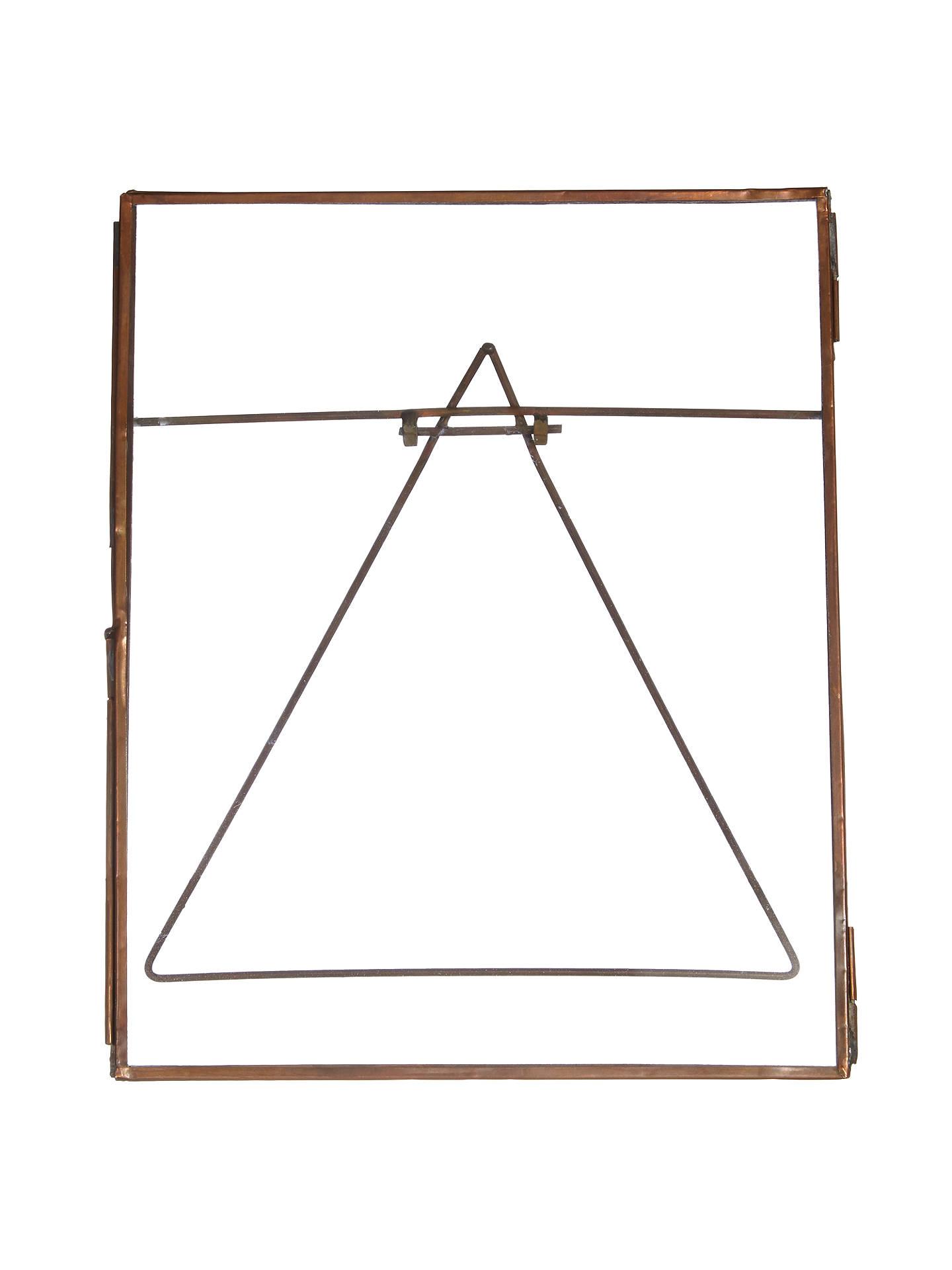 Nkuku Danta Photo Frame Copper 8 X 10 Inches 20 X 25cm At John