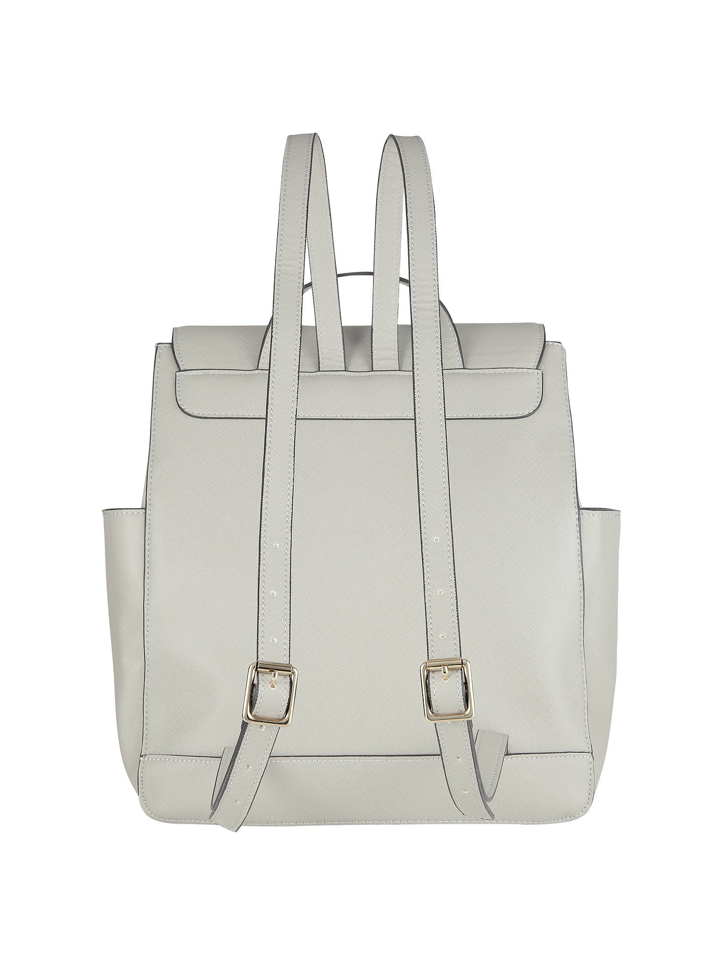 Buy Collection by John Lewis Gia Backpack, Grey Online at johnlewis.com