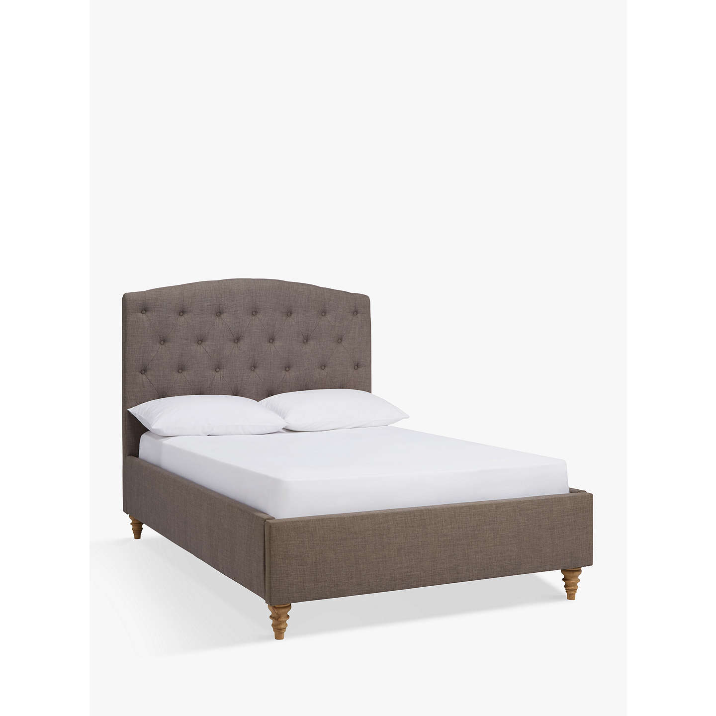 John Lewis Rouen Bed Super King