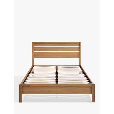 John Lewis Montreal Bed Frame, Super King Size, Oak