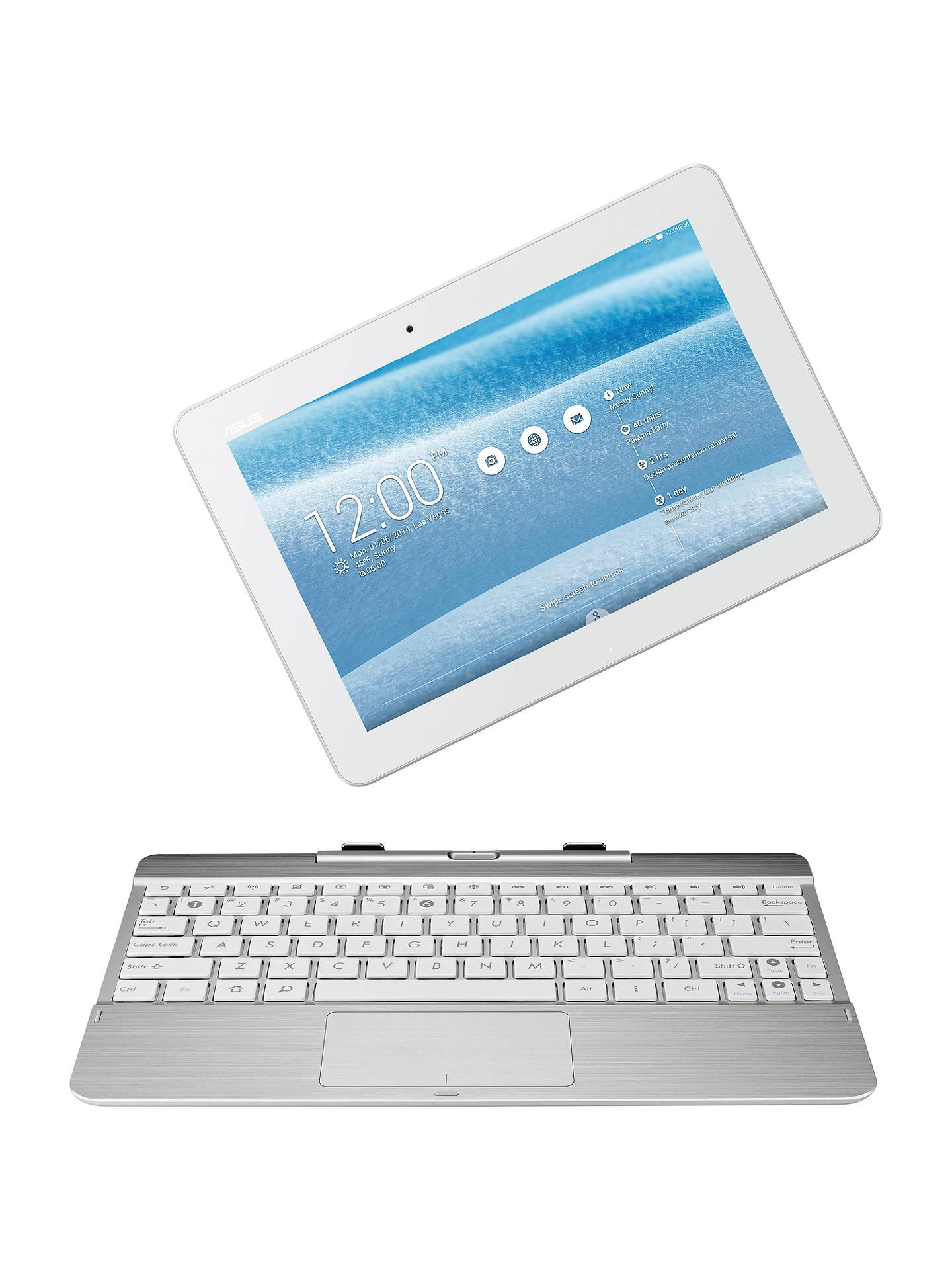 ASUS Transformer Pad TF103C Tablet & Keyboard Dock, Intel Atom