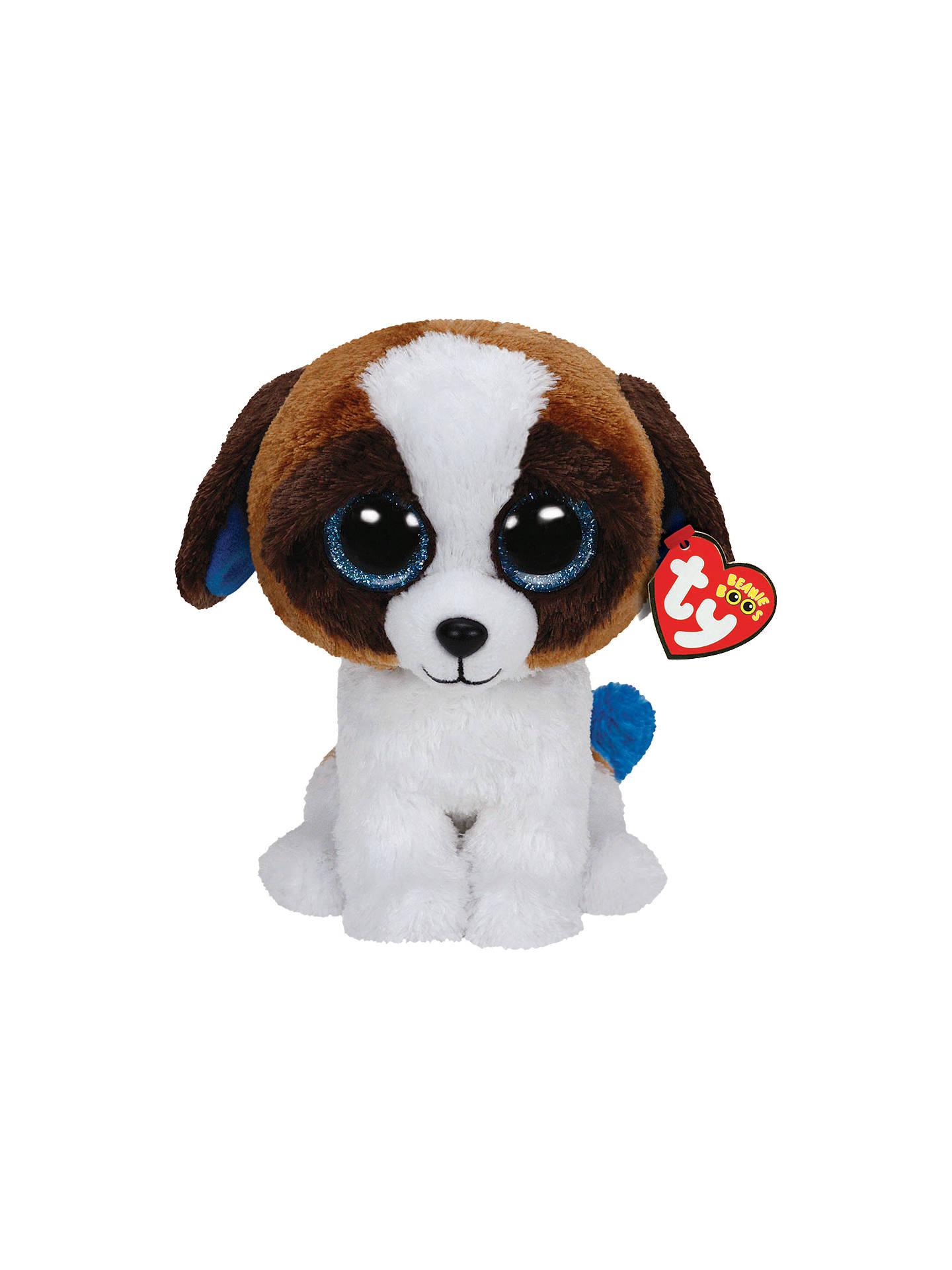 94d7585e481e Buy Ty Beanie Boo Duke Dog Soft Toy