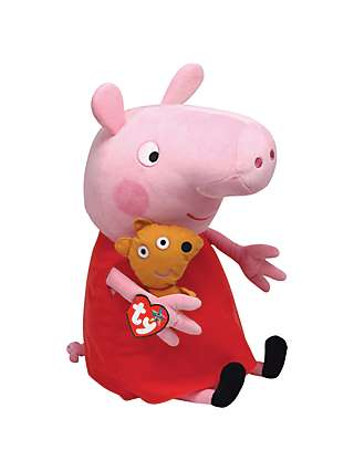 Ty Peppa Pig Soft Toy