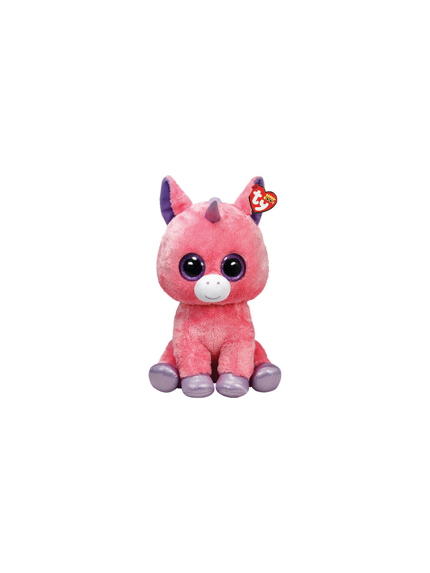 b51c889ade0f Buy Ty Beanie Boo Magic Unicorn Soft Toy