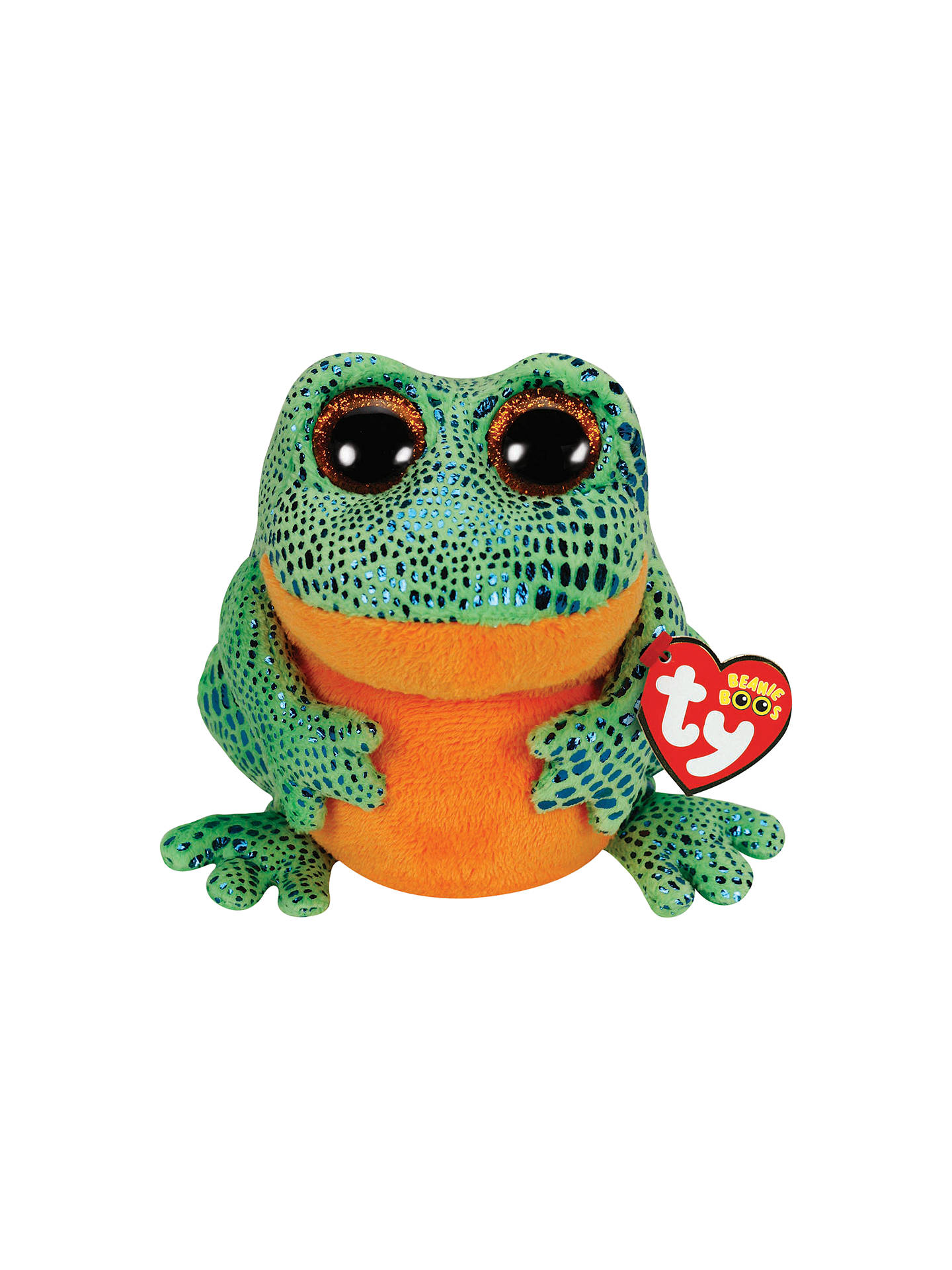 fcfb78f7e7d Buy Ty Beanie Boo Speckles Frog Soft Toy