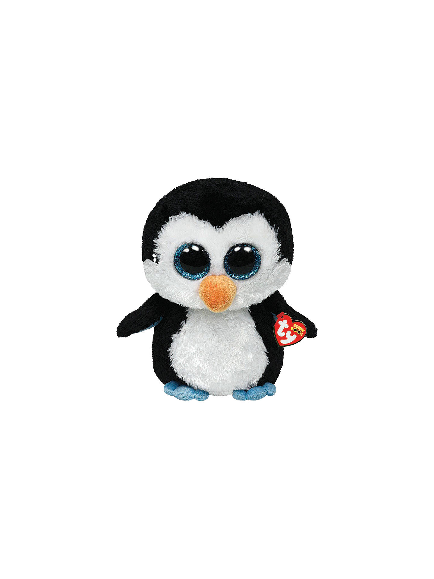 b742eb62649 Buy Ty Beanie Boo Waddles Penguin Soft Toy