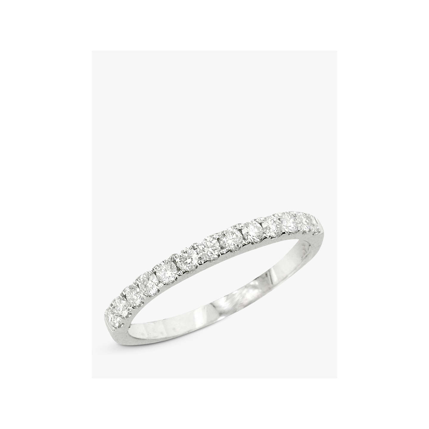ring jewellery gold cut diamond eternity rings princess half w products white bruford set