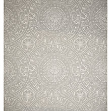 Patterned grey wallpaper john lewis buy john lewis persia wallpaper online at johnlewis gumiabroncs Images