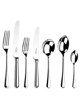 Arthur Price Old English Cutlery Set, 44 Piece/6 Place Settings