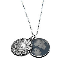 Buy Under the Rose Swing Locket with Photo Pendant Online at johnlewis.com